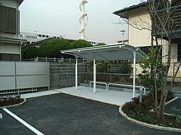 フラワーハイツ平戸 B[2階]の外観