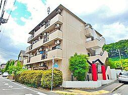 東京都多摩市諏訪3丁目の賃貸マンションの外観