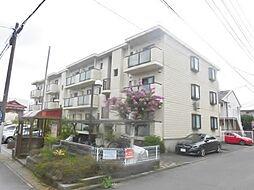 神奈川県大和市中央林間4丁目の賃貸マンションの外観
