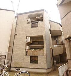 福岡県福岡市城南区別府6丁目の賃貸アパートの外観