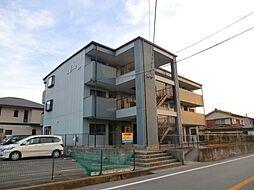 愛知県豊橋市緑ケ丘1丁目の賃貸マンションの外観