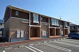 新潟県燕市井土巻4丁目の賃貸アパートの外観