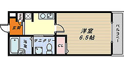 win北花田[2階]の間取り
