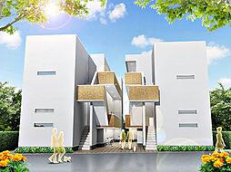 沖HOUSE(ハウス)[1階]の外観
