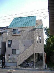 ティアラ箱崎[1階]の外観