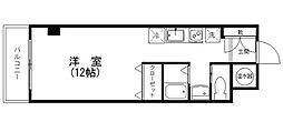 第1エントピアコート麻布[6階]の間取り