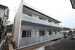 リブリ・横濱青葉台[106号室]の外観
