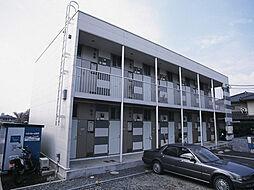 レオパレスグレートオブション[2階]の外観