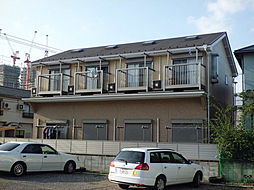 埼玉県所沢市上新井3丁目の賃貸アパートの外観