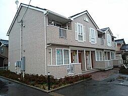 レジデンス南 II[2階]の外観