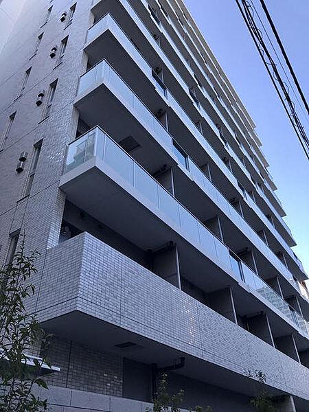 ザ・パークハビオ月島フロント 2階の賃貸【東京都 / 中央区】