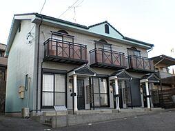 愛知県刈谷市高松町5丁目の賃貸アパートの外観