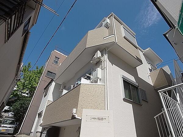 グランメール腕塚ANNEX[1階]の外観