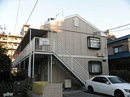 千葉県船橋市前原西4の賃貸アパートの外観