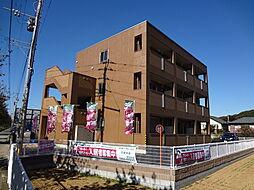東京都八王子市梅坪町の賃貸マンションの外観