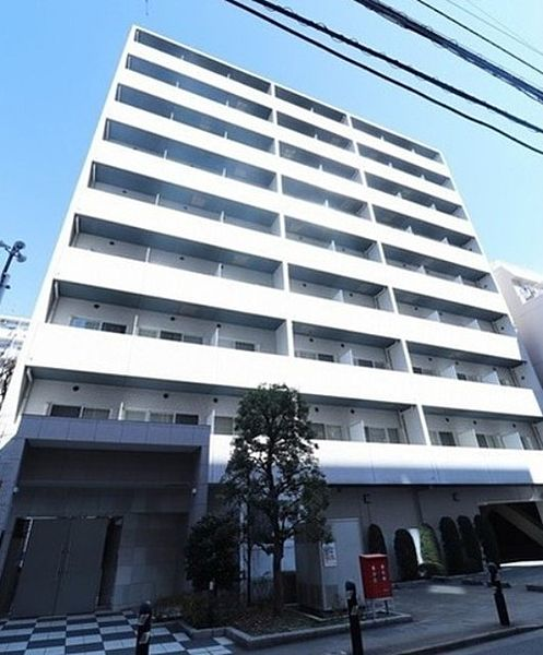 東京都品川区大崎5丁目の賃貸マンション