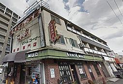 第1三国ヶ丘コーポ[2階]の外観