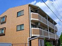 兵庫県宝塚市山本東2丁目の賃貸マンションの外観