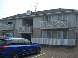 ソレム横浜  B棟[202号室]の外観