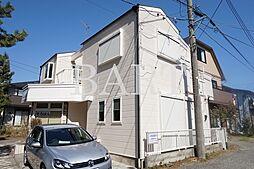 [テラスハウス] 神奈川県茅ヶ崎市浜之郷 の賃貸【/】の外観