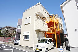 神奈川県海老名市河原口1丁目の賃貸アパートの外観