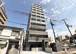 エスプレイス神戸ウエストモンターニュ[502号室]の外観