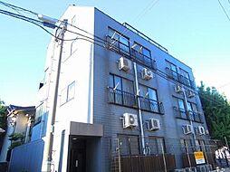 N・Yマンション[1階]の外観