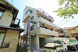 兵庫県神戸市須磨区須磨寺町3丁目の賃貸マンションの外観