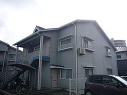 ガーデンコートパミエ[1階]の外観
