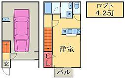JR京葉線 新習志野駅 徒歩20分の賃貸アパート