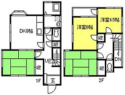 [一戸建] 埼玉県さいたま市西区大字指扇 の賃貸【/】の間取り