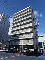 ピエール・ラルジュ東札幌[4階]の外観