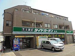神奈川県横浜市金沢区片吹の賃貸マンションの外観