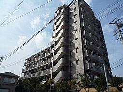グランドパレスNS−77[8階]の外観