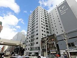 北海道札幌市中央区南三条西5丁目の賃貸マンションの外観