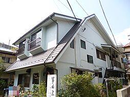 桜コーポ[1階]の外観