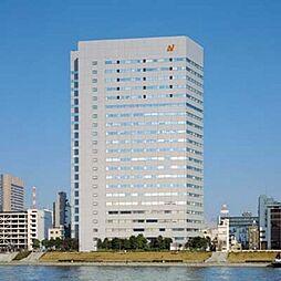 東京都中央区築地6丁目の賃貸マンションの外観