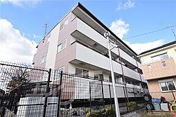 大阪府箕面市稲5丁目の賃貸マンションの外観