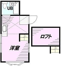 🉐敷金礼金0円!🉐中央線 西八王子駅 徒歩8分