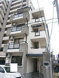愛知県岡崎市明大寺町字池下の賃貸マンションの外観
