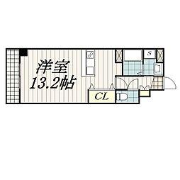 金太郎ヒルズ8[2階]の間取り