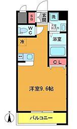 パインタワー[12階]の間取り