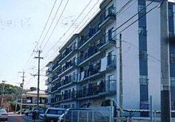 エメラルドマンション香椎 B[4階]の外観
