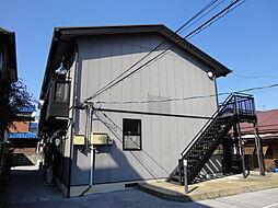 滋賀県彦根市船町の賃貸アパートの外観