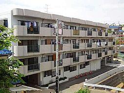 新堀マンション赤坂[205号室]の外観