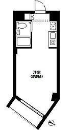 リック砧公園[2階]の間取り