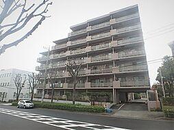 クイーンシティ稲城[3階]の外観