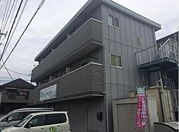 後関マンション[2階]の外観