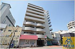 コスモ千葉中央マンション[10階]の外観