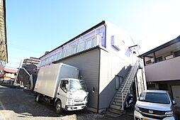 千葉県市川市二俣2の賃貸アパートの外観